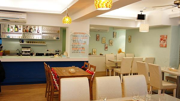 餐厅外场欧式风格